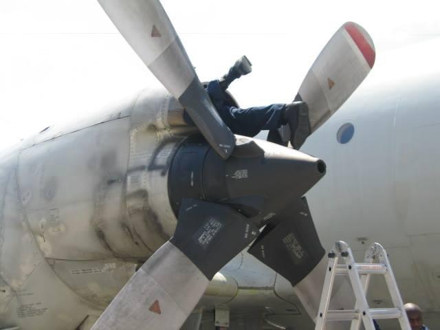 prop-diving