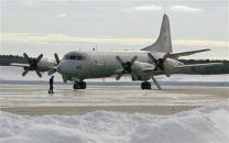 P-3 in Snowy Brunswick