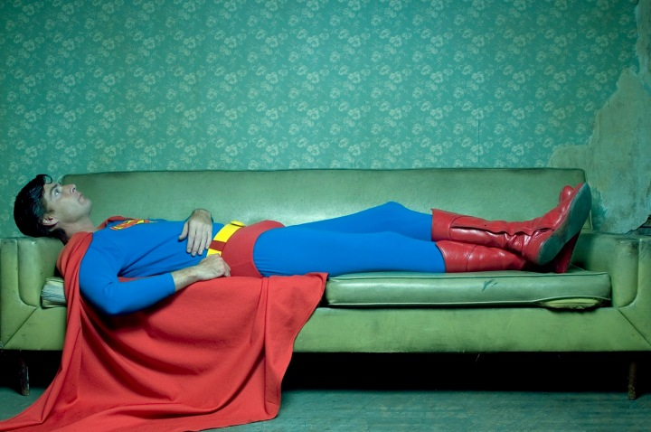 superman-on-couch