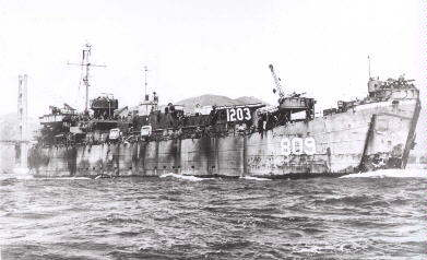 LST-809 Damage